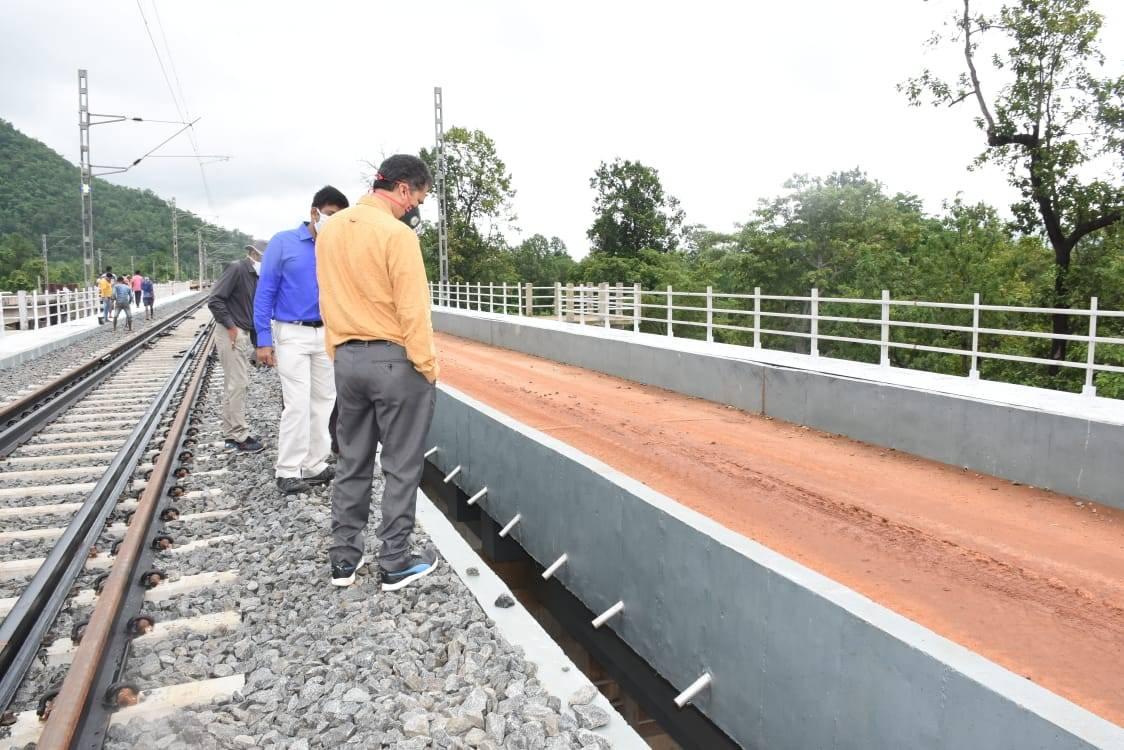 Sambalpur, EastCoastRailway