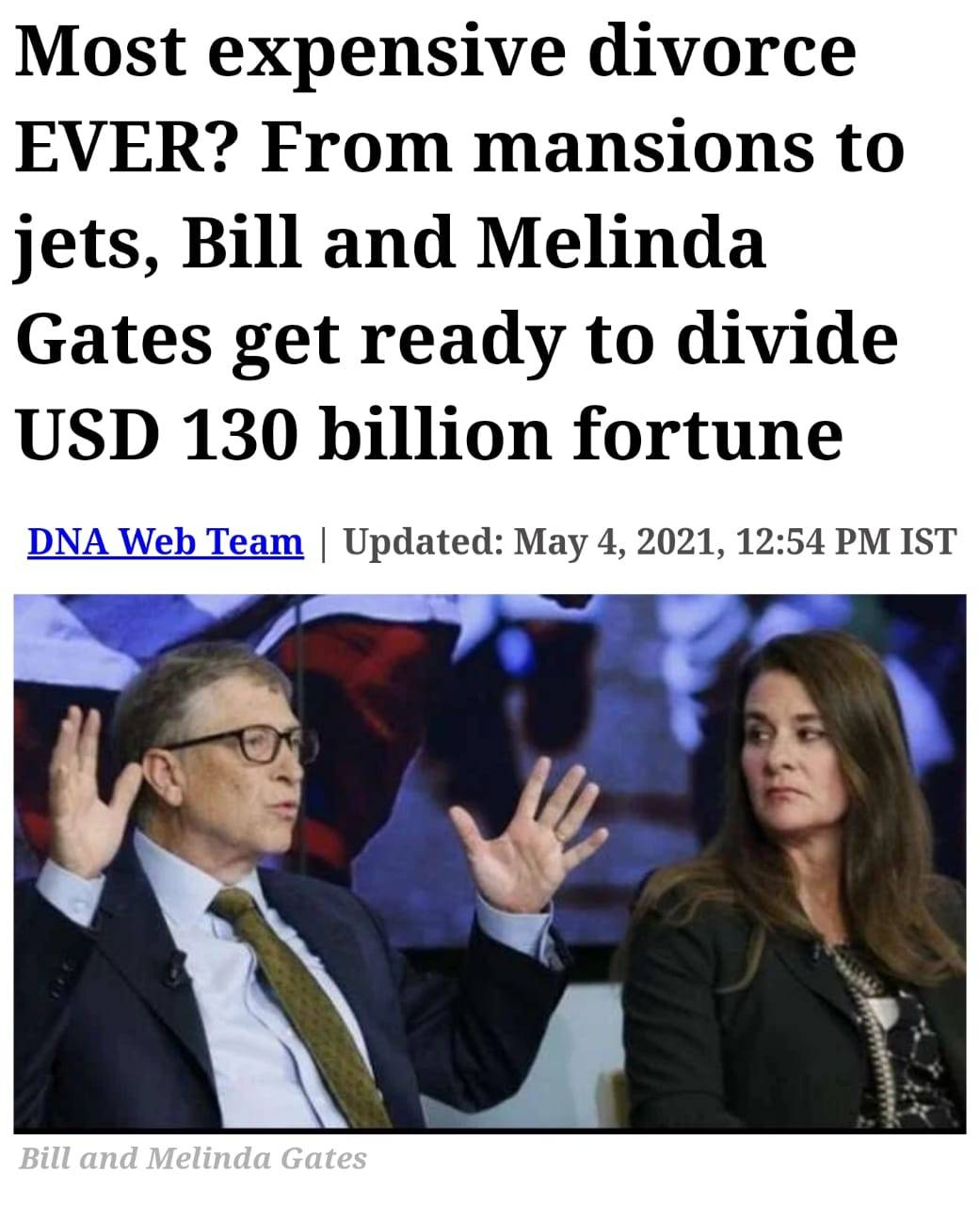 BillGates, GatesDivorce